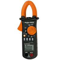 CL100 - 600A Ac Clamp Meter - Klein Tools