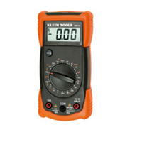 MM100 - Man Ranging Multimeter - Klein Tools