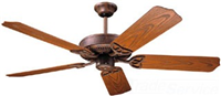 "0PXL52RI - 52""RSTC Irn Otdr Ptio Fan - Craftmade International I"