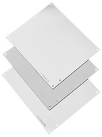 "A12P12 - 12"" X 12"" Back Pan - Hoffman Enclosures, Inc."