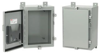 A16H12BLP - 8-In Deep NEMA4 Enc - Hoffman Enclosures, Inc.