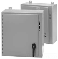 A48SA3812LPPL - NM12 Disc Enc - Hoffman Enclosures, Inc.