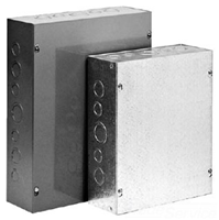 ASE12X12X4 - 12X12X4 N1 Screw Pull BX CVR - Hoffman Enclosures, Inc.