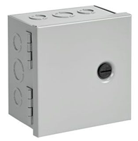 AHE12X8X4 - NEMA1 HNG CVR Box - Hoffman Enclosures, Inc.