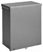 A12R126 - NEMA3R Screw Cover Box Box - Hoffman Enclosures, Inc.