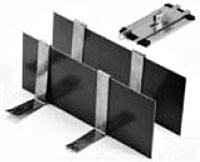 F44BK60 - F44BK60 60-In Wireway Bar - Hoffman Enclosures, Inc.