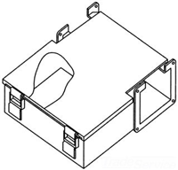 F22LJ - Jic Lay-In J-Box&Panel - Hoffman Enclosures, Inc.