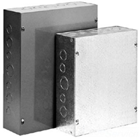 ASE18X18X6 - 18X18X6 N1 Screw Cover - Hoffman Enclosures, Inc.