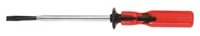"K36 - 1/4""X6""X9-3/4"" Slotted Screw Holding Screwdriver - Klein Tools"