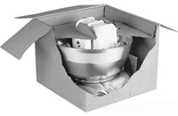 THD400MA15TBLPI - 400W Metal Halide Multi-Tap TH Ballast Housing Whi - Lithonia Lighting