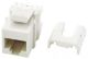 WP3476WH - Cat 6 QC A/B Keystone Con WH (M10) - Pass & Seymour/Legrand